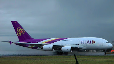 Thai Airways A380