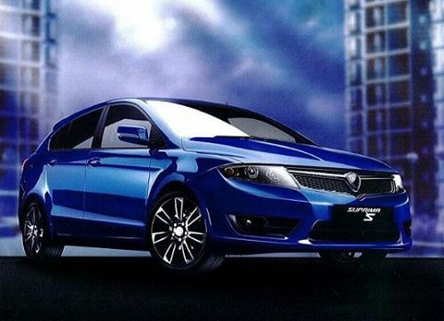 harga mobil Proton Suprima S | Kereta baru