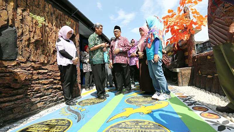 Pemkot Bandung Kembali Resmikan IPAL Komunal di Kel Gumuruh Kec. Batununggal