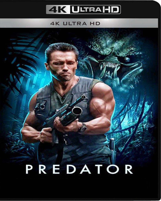 Predator [1987] [UHD] [2160p] [Latino – Castellano]