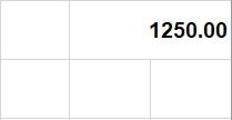 طباعة الشيكات Excel