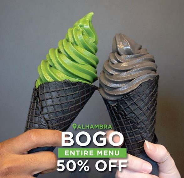 Until June 16 | Mr. Matcha in Alhambra Offers BOGO 50% Off All Items