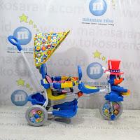 royal magician sepeda roda tiga anak