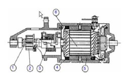 Dalam rangkaian sirkuit primer pada sistem pengapian arus mengalir dari  Soal + Jawaban Produktif Teknik Kendaraan Ringan Otomotif (TKRO)