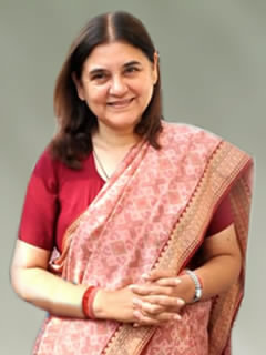 Maneka Gandhi - Environmentalist, Animal Right Activist and a parliamentarian