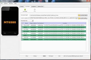 Download SP Flash Tool Dan Cara Menggunakannya