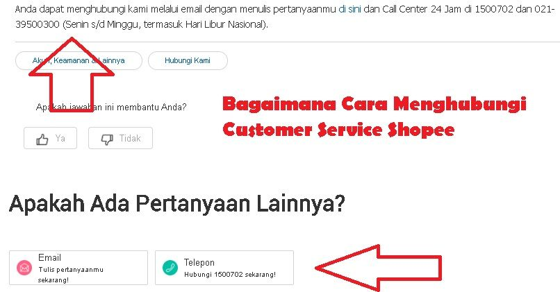 Bagaimana Cara Menghubungi Customer Service Cara Cek Sisa Paket