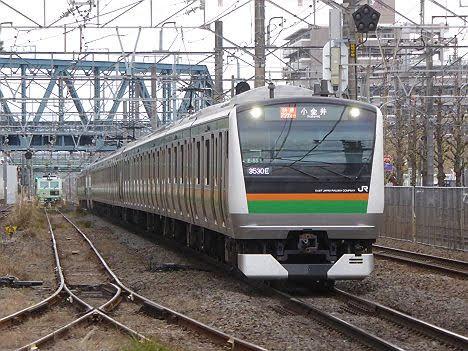 【ダイヤ改正で廃止まで10日!】快速アクティー小金井行き2 E233系