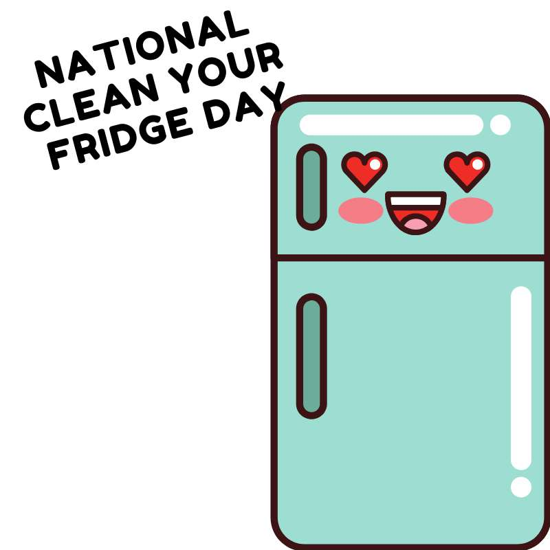 National Clean Out Your Fridge Day Wishes for Whatsapp