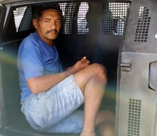 Homem é preso no Ceará suspeito de matar e arrastar corpo da mulher até estrada para pedir ajuda