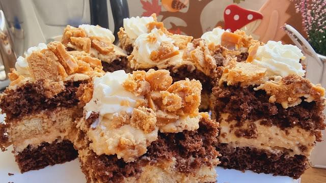 Ciasto krówkowe - pyszne i mięciutkie  - Czytaj więcej »