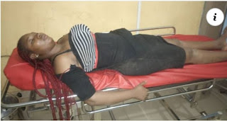 Police Officers Beat Nursing Mother To Stupour