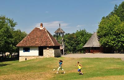 Freilichtmuseum  Tršić