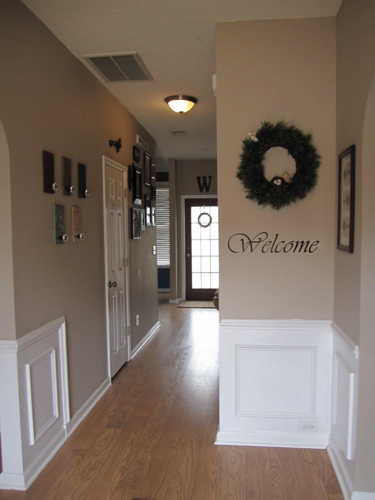 Paint Colors For Hallways Home Design Ideas Fxmoz