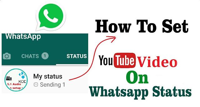 Whatsapp Status Love Videos How To Set Youtube Video On