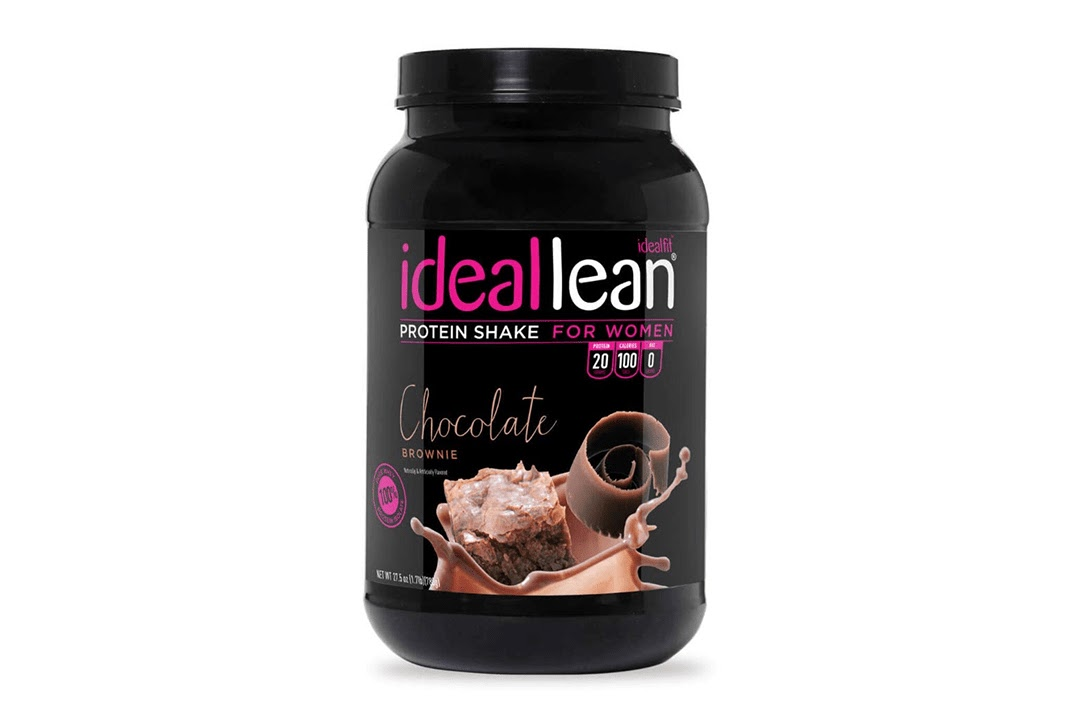 Ideal Lean Nutritional Protein Powder For Women