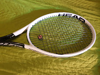 tennis racket review