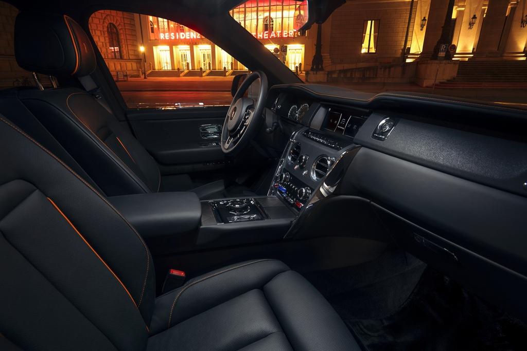 Rolls-Royce Cullinan hầm hố hơn với gói độ từ Novitec