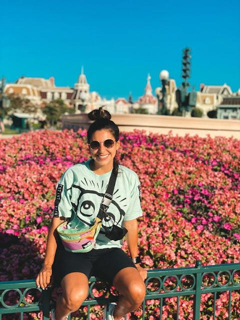 Visitando Disneyland París en tiempos de COVID