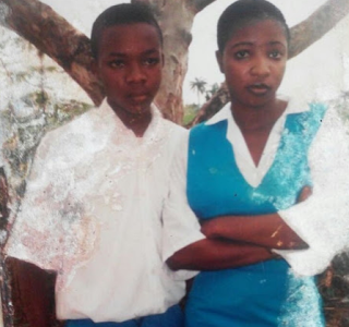 "This throwback photo of Nollywood actress, Anita Joseph at 15 shows that her ""I don"