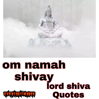 15 lord shiva Quotes