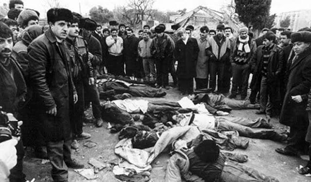 Armenia y Artsaj rinden homenaje a víctimas de Sumgait
