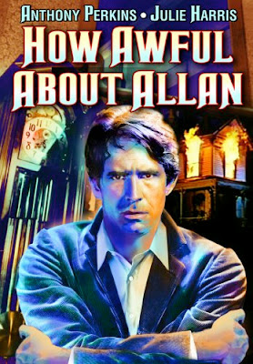 DVD cover art - How Awful About Allan (1970)
