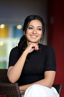 Catherine Tresa Latest Stills in Tight Black shirt ~  Exclusive 10.JPG