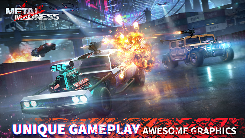 METAL MADNESS PvP: Apex of Online Action Shooter Mod