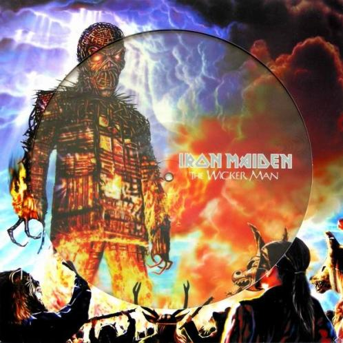 Iron Maiden The Wicker Man Single Download