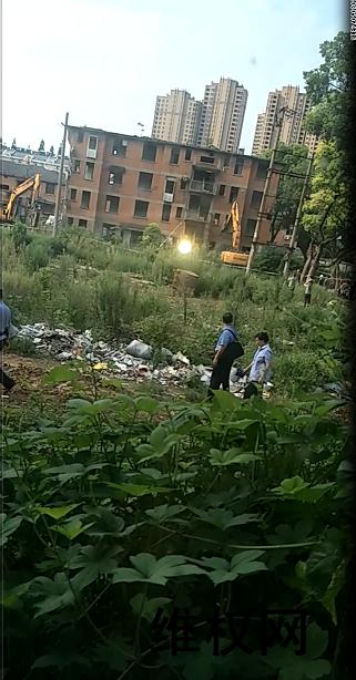 中国民主党拆迁观察:安徽省合肥市安拖东村强拆,被强拆户认为不公
