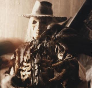 Skull Cowboy Crow