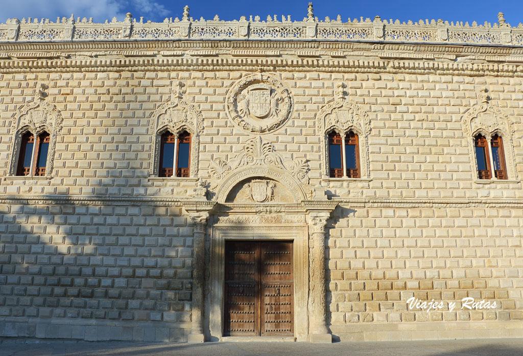 Palacio de Medinaceli, Cogolludo