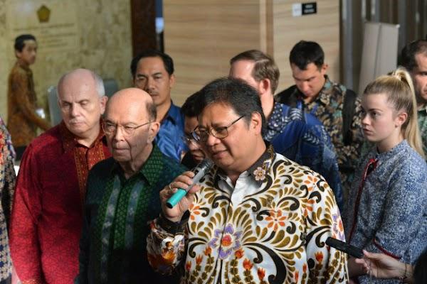 Begini Kata Menko Airlangga Tentang Kondisi Ekonomi Indonesia