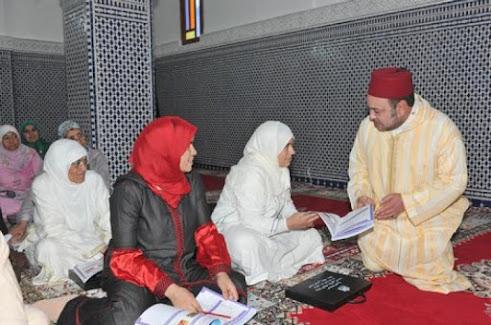 مؤطري الدروس ببرنامج محو الأمية بالمساجد