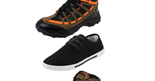 Amazon Shoes Offer | Combo Pack Shoes Offer | 2018