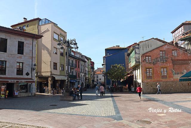 Plazas de Ribadesella