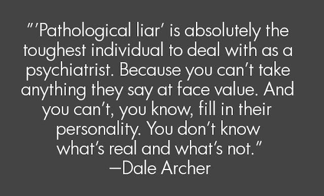 Liar, Liar Pants on Fire: Pathological Lying