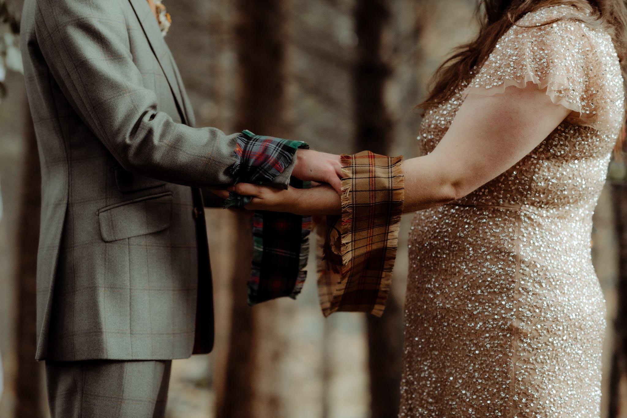 Our Wedding Photos Glencoe Elopement Edit liquid grain