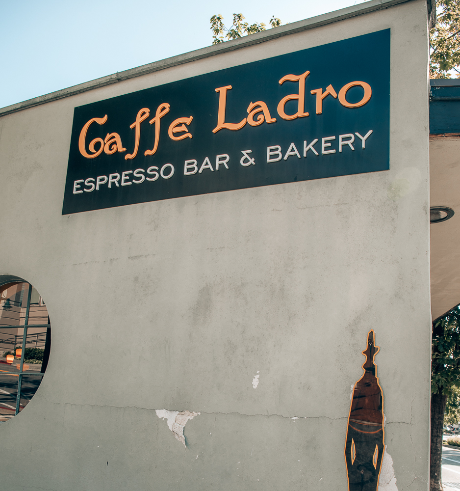Best things to do in Kirkland, WA featured by top US travel blog, Sveeteskapes: Caffe Ladro