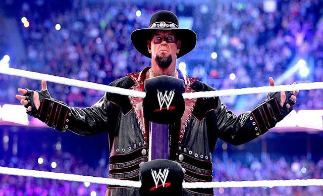 عودة أندرتيكر لحلبات المصارعة WWE يوم الجمعة ! wwe the undertaker returning