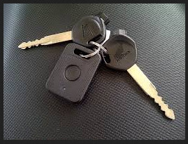 Mengatasi kunci motor yang hilang
