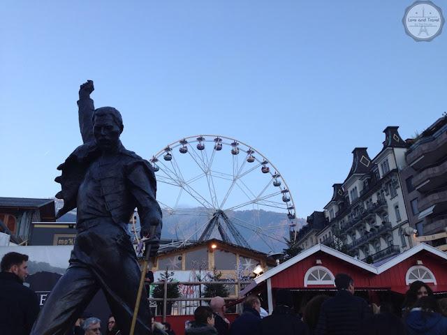 Queen Experience Montreux Suíça