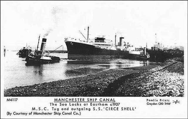 Circe Shell, sunk on 21 February 1942 worldwartwo.filminspector.com
