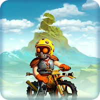 Trials Frontier Apk Mod (Unlimited Gold / Crystals) + Obb