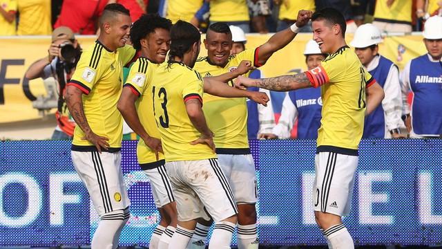 Missão cumprida: Colômbia vence e enfim apresenta bom futebol