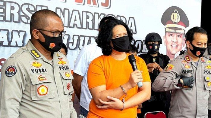 Drummer Band J-Rocks Ditangkap Terkait Kasus Narkoba