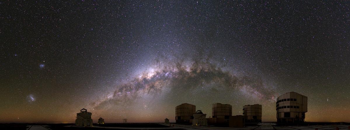 Via Láctea completa