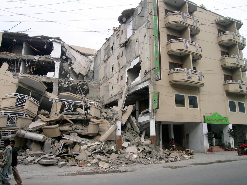 Rumor de Terremoto en República Dominicana