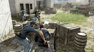 History Channel Civil War: Secret Missions (PS2) 2008